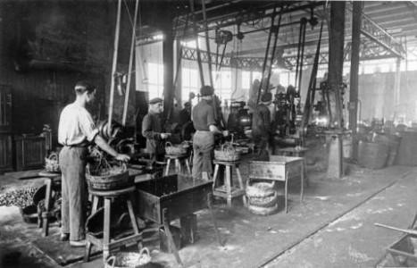 Antigua fábrica de Poblenou