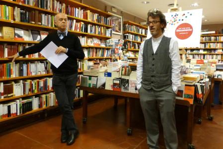 Josep Cots y su nuevo socio Eric del Arco